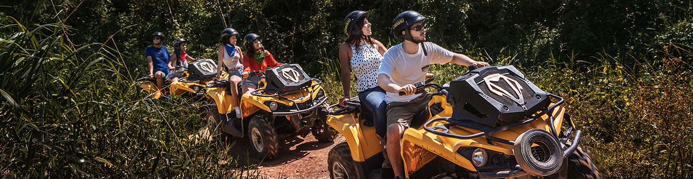 atv riding in Puerto Rico