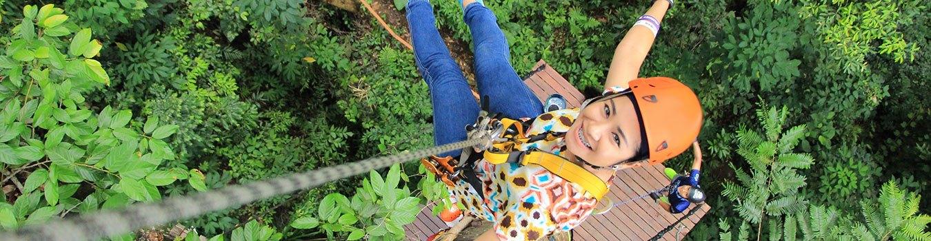 zipline excursion Puerto Rico